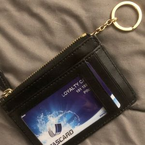Authentic coach wallet for keys